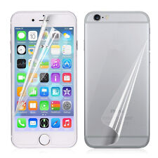 Front+Back Protective Screen Protector Film Skin for iPhone 6 6S Plus 7 7PLUS SE