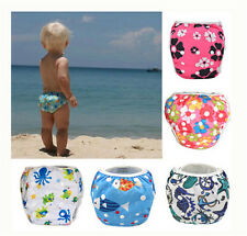 Baby Newbaby Swim Diaper for Baby Leakproof Reusable Adjustable Infant Swimwear!