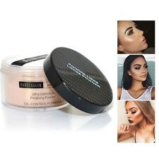 Smooth Face Powder Loose Mineral Powder Foundation Concealer Makeup Oil Control