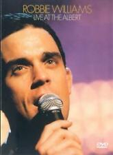Robbie Williams - Live At The Albert (DVD, 2001)