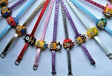 SHOE CHARM BRACELETS (G) - inspired by MINIONS
