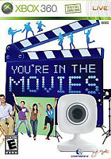 You're in the Movies (Microsoft Xbox 360, 2008)