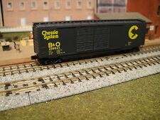 Micro Trains #34010 Chessie System Baltimore And Ohio Boxcar 288041