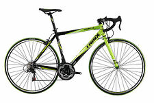 Racing road bike / bicycle lightweight alloy frame 700c wheels 21 shimano gears