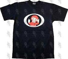 SPIDERBAIT Grand Slam Era Rag Doll Design Navy Blue RARE 1999 T-Shirt KRAM