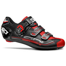 Sidi Road Shoes Genius 7 Carbon, Black/black / red