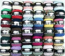 4ply 100% Natural Soft Cotton - YOU CHOOSE THE COLOURS - YOU CHOOSE THE QUANTITY