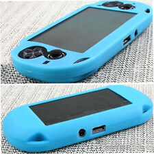 Soft Silicone Skin Protector Cover Case for PS Vita Console PSP jr1