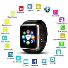 New GT08 Bluetooth Smart Watch Phone Mate For iPhone Andorid Smart Phone 32GB