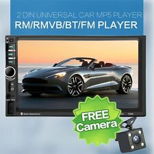 7060B 7 Inch Bluetooth Vehicle Auto Car MP5 Video Player In Touch Screen XC