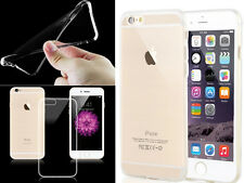 Transparent Crystal Clear Soft TPU Case Skin Cover For iPhone 6 4.7 Plus 5.5 V13