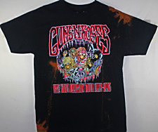 """Guns N Roses Bleached """"Use Your Illusion"""" Tour T-Shirt"""