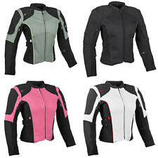 Speed & Strength Womens Comin' in Hot Textile Motorcycle Jacket - Size & Color