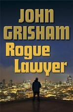 1ST Edition! Rogue Lawyer by John Grisham (2015, Hardcover) New! Near Mint!