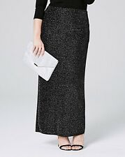 NEW SPARKLY PARTY Long Maxi Skirt PLUS SIZE 14-26 LOOK BE yours evans very shop