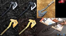 Fourth Generation Tomahawk Multifunction Axes Military Axe Survival Ice Hatchet