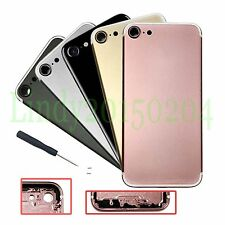"For iPhone 7 4.7""  Repair Part Multicolor Metal Back Battery Door Cover Housing"