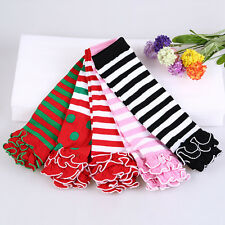 Children Baby Girls Socks Baby Leg Warmers Sock Kneepad Tight Stocking Socks !