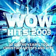WOW Hits 2003 by Various Artists (CD, Oct-2002, 2 Discs, Sparrow Records)