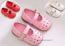 New Summer Infant Baby Shoes Toddler Walking Shoes Soft Sandals Size 3.5-5.5