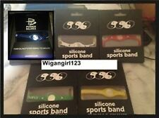 Power Balance Sport Energy Health Band Silicone Wristband Hologram Diff Colours