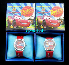 New 5/10/20/30 PCS Cars Kid's Cartoon Watches W/Gift boxes Wholesale