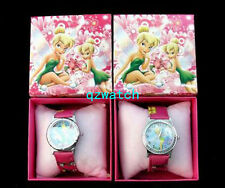 New 5/10/20/30 PCS Tinkerbell Kid's Cartoon Watches W/Gift boxes Wholesale