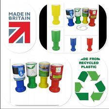 Charity Fundraising Collection Boxes. Pack of 10