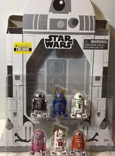 Star Wars Individual Astromech Droid 3.75in Action Figure EE Excl NEW Hasbro