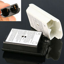 White Black AA Battery Pack Back Cover Shell Case Kit For Xbox360 Controller one