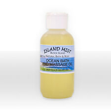 Ocean Bath and Massage Oil by Island Mist Natural Bath and Body