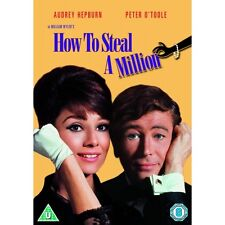 How To Steal A Million DVD Brand New