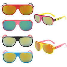 New plastic frame Siamese children sunglasses/Anti-ultraviolet glasses UV400