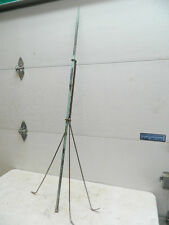 """54"""" Copper Lightning Rod with Stand VINTAGE ANTIQUE FARM BARN"""