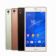 Sony Ericsson Xperia Z3+ E6553 32GB 20.7MP Unlocked Android 4G LTE Mobile Phone