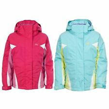 Trespass JODILYNN Girls Waterproof Padded Winter Snow Coat Ski Jacket