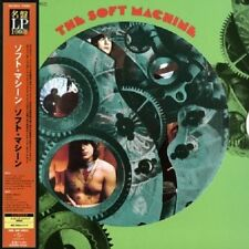 The Soft Machine, The Soft Machine (USM Japan 200 G. LP OBI) UIJY-9012