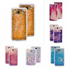 For Apple iPhone 6/6S Plus Liquid Glitter Shiny Water Design Hard Case Cover