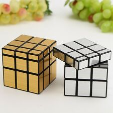 3x3x3 Mirror Magic Cube Puzzle Twist Game Education Intelligence Toys Gift