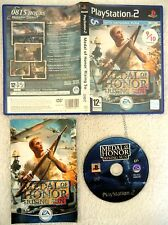 17270 Medal Of Honor Rising Sun - Sony Playstation 2 Game (2003) SLES 51873