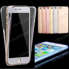 Full Protection Back & Front Elegant Thin TPU Cover Case For Apple iPhone 6s / 6