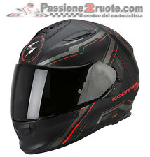 Scorpion Exo 510 Sync black red black red