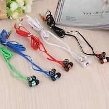 MP4 IPod PC Earbud Multicolor Headset Hot Bass 3.5mm Earphone In-Ear Headphone