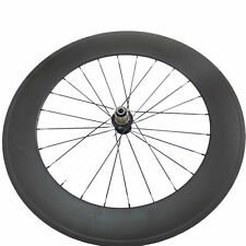 700C Only 690g Carbon Wheel Road Bike Wheel 88mm Clincher Tubular Bicycle
