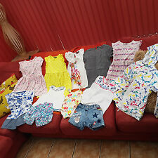 Girl's NEXT, Ted Baker, Miniclub, George Summer Clothes Bundle Size 5 - 6 Years