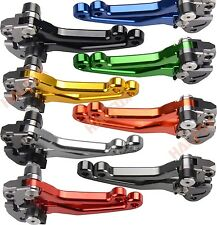 CNC Pivot Brake Clutch Levers for KTM 450/505/525/530 SX/SX-F/SX-R/XC-F/XC
