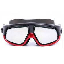Fashion Swimming Nearsighted Goggles Polycarbonate Lens Anti Fog Optical Glasses