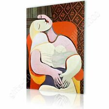 Alonline Art - CANVAS (Rolled) The Dream Pablo Picasso Paintings Wall Decor