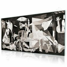 CANVAS (Rolled) Guernica Pablo Picasso Oil Paint Canvas For Home Decor Artwork