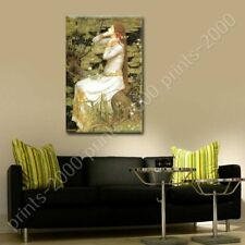 POSTER Or STICKER Decals Vinyl Ophelia Waterhouse Posters Wall Art Pictures
